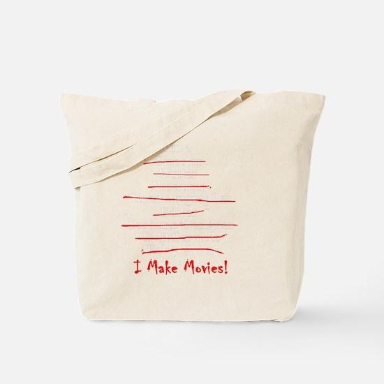 Moviemaker-Tm Tote Bag