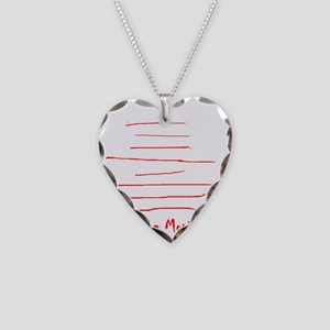 Moviemaker-Tm Necklace Heart Charm