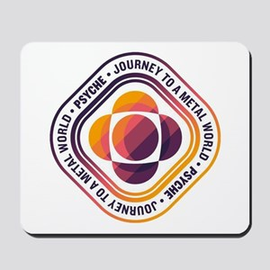 Psyche Mission Logo Mousepad