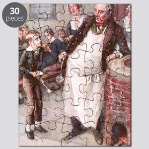 Dickens  -Dickens  -Please, Sir, I want som Puzzle