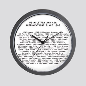 interven Wall Clock