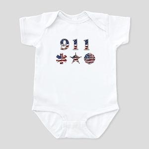 911 Infant Bodysuit