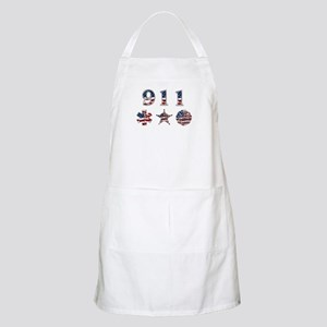 911 BBQ Apron