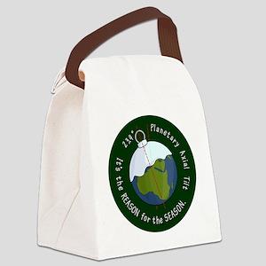 reason-for-the-season-badge-2000 Canvas Lunch Bag
