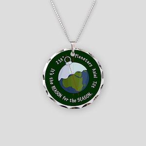 reason-for-the-season-badge- Necklace Circle Charm