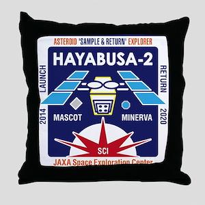 Instrument Team Logo Throw Pillow