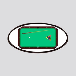 Pool Table Patches