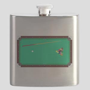 Pool Table Flask