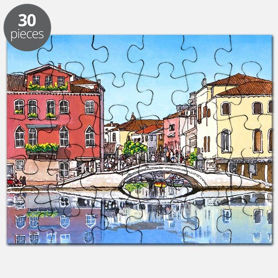 Venice Crossbridge mp Puzzle