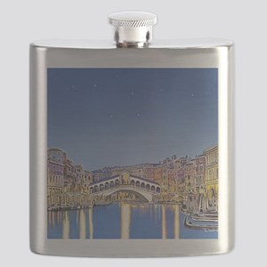 Stars over Venice mp Flask