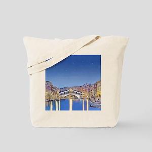 Stars over Venice mp Tote Bag