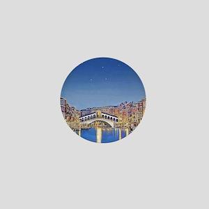 Stars over Venice mp Mini Button