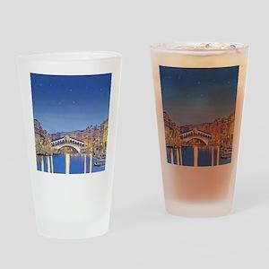 Stars over Venice mp Drinking Glass