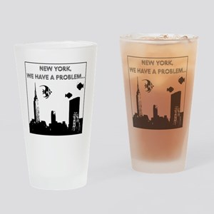 2-nyc problem2small Drinking Glass