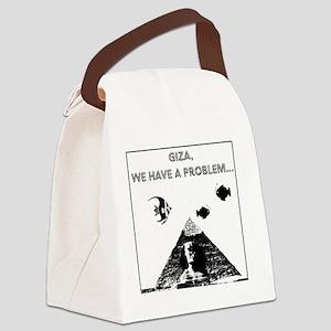 gizaSmall Canvas Lunch Bag