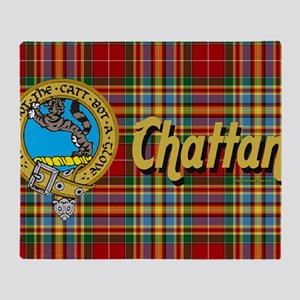 chattan22x15-300 Throw Blanket