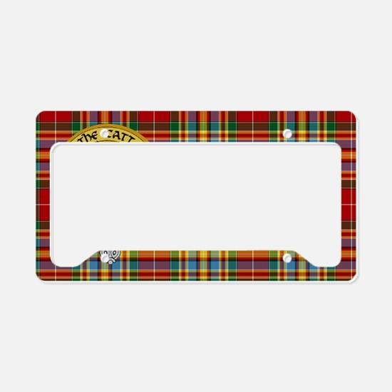 chattan22x15-300 License Plate Holder