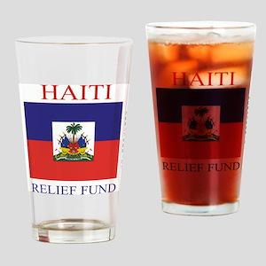 HAITI_2 Drinking Glass