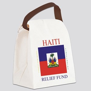HAITI_2 Canvas Lunch Bag