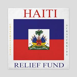 HAITI_2 Queen Duvet