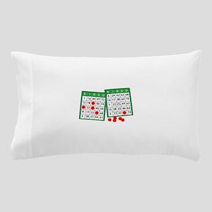 Bingo Cards Pillow Case