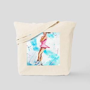 3-jump Tote Bag
