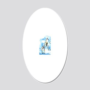 Inspiration 20x12 Oval Wall Decal