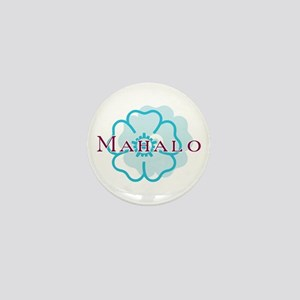 mahalo_cir Mini Button