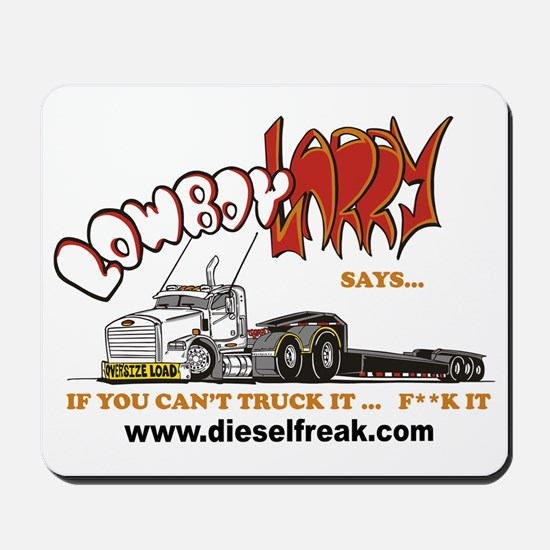 dflarry Mousepad