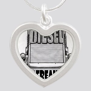 dffrontend Silver Heart Necklace