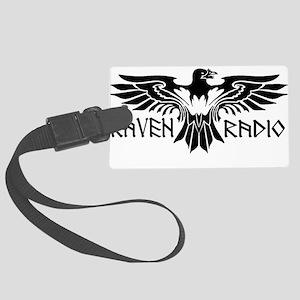 Raven1 Large Luggage Tag