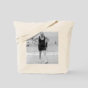 ART Churchill beach bag Tote Bag