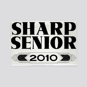 Sharp Senio Rectangle Magnet