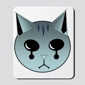 Cyberkiteh head Mousepad
