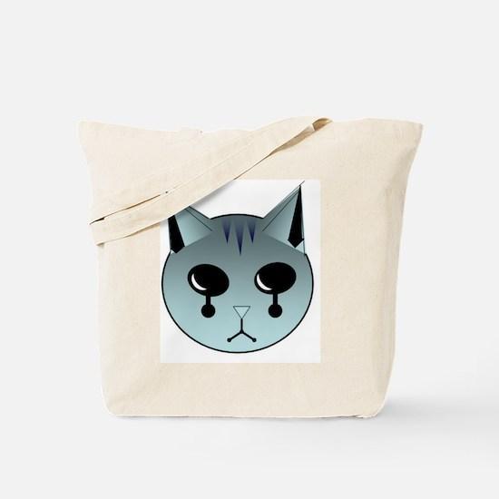 Cyberkiteh head Tote Bag