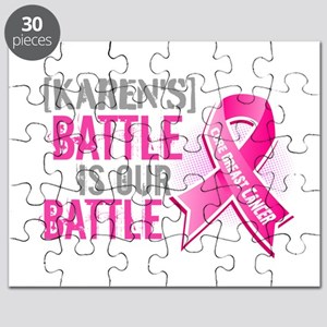 Personalized Breast Cancer Puzzle