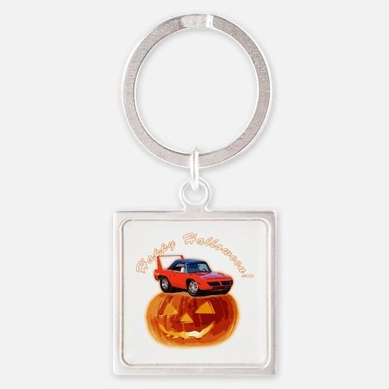 BabyAmericanMuscleCar_70SuperBD_Halloween Keychain