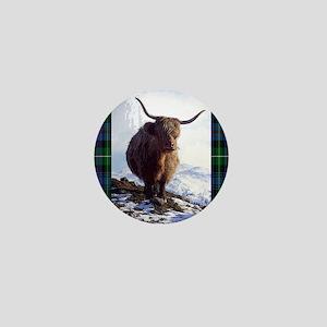 highland_coo Mini Button