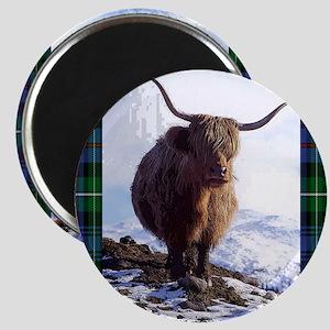 highland_coo Magnet