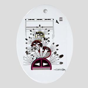 Invokes SPIRIT Oval Ornament