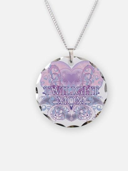 Twilight Mom Fancy Heart Necklace