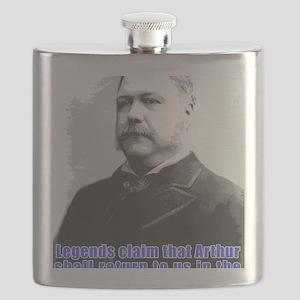 ArthurWillReturn Flask