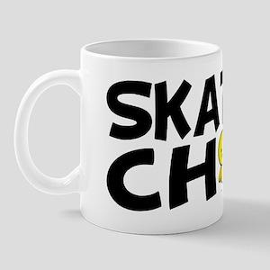 skating chick Mug