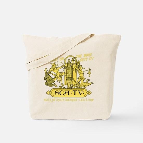 SCATVshirt Tote Bag