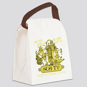 SCATVshirt Canvas Lunch Bag