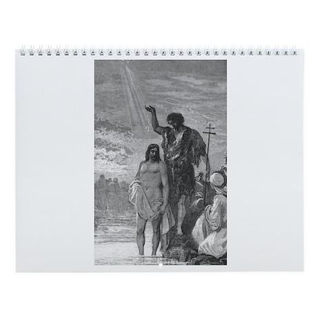 BAPTISM Wall Calendar