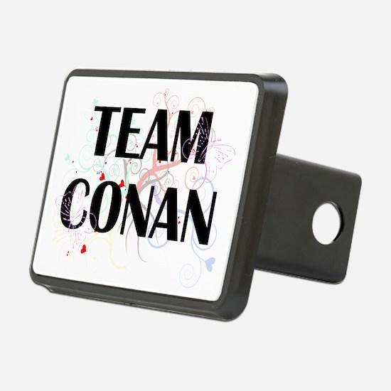 team conan Hitch Cover