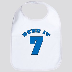 Bend It 7 Soccer Bib