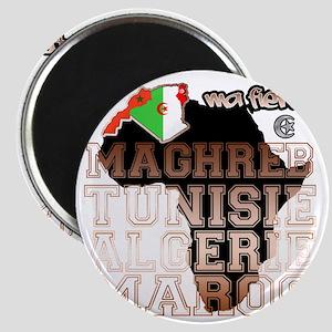 Maghreb harta Magnet