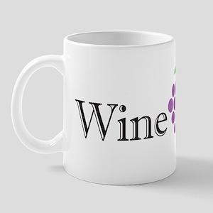 Wine Snob Mug
